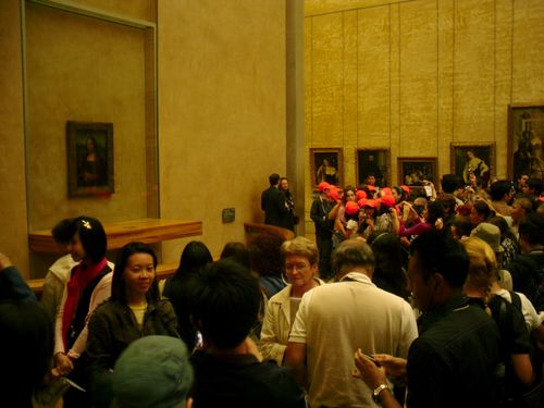 Mona Lisa Mob