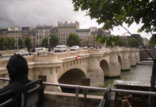Pont Neuf: Riding Paris on L'Open Tour