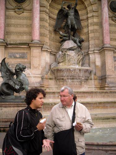 Crepes with Octavio