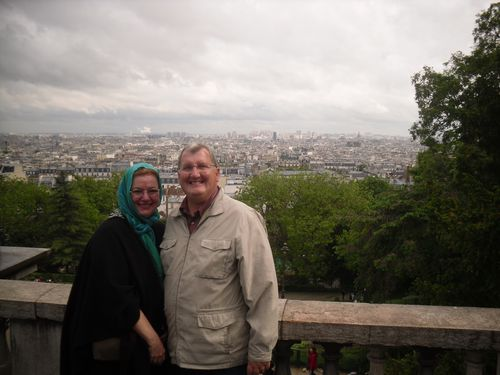 Montmartre After the Rain Storm