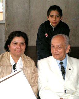 Abuelo y Tia