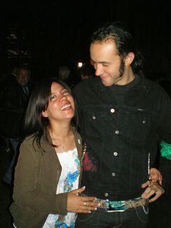 Merari and Ricky