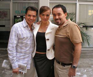 Samuel, Yelena and Paul